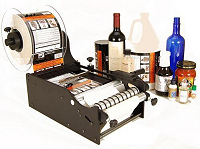 MBA01 – Manual Bottle Label Applicator